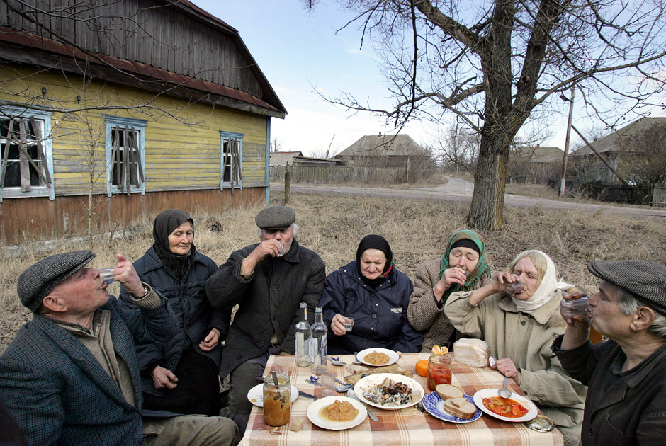 Toelgovitsji, 370 km van Minsk, 2011
