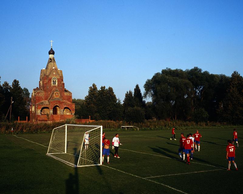 Fedino, regio moscow