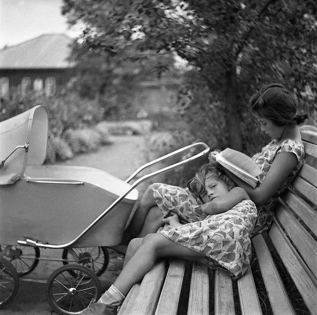 Sjoesjenskoje, regio Krasnojarsk, 1960.