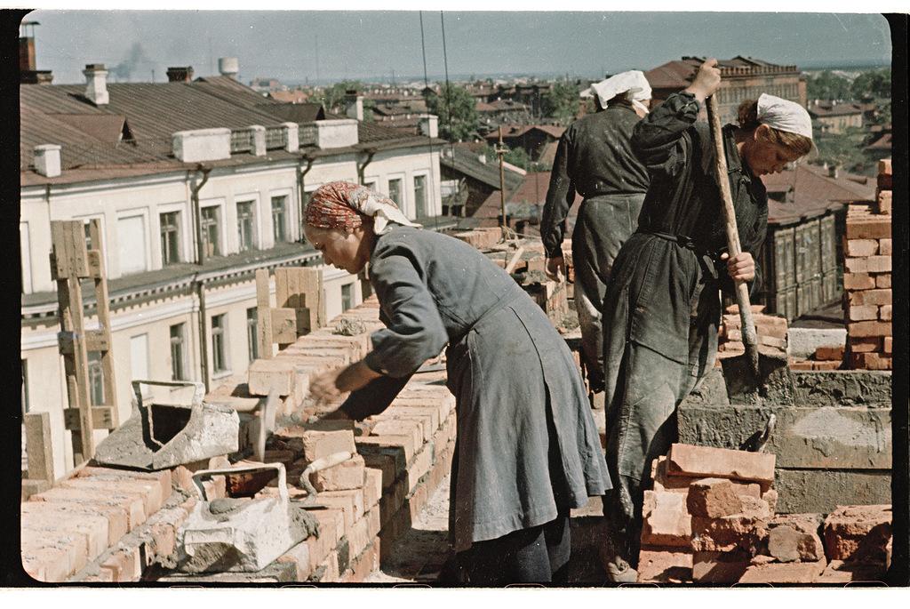 Archangelsk, 1958