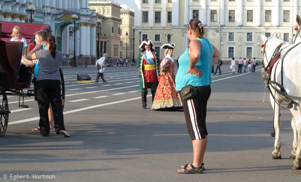 Sint-Petersburg Peter de Grote Catherina toerisme