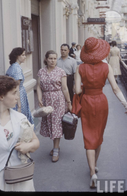 Dior in Moskou Franse modellen