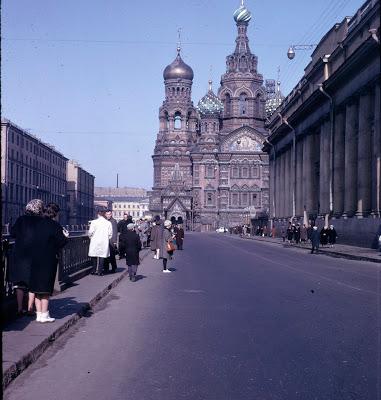 Leningrad, begin jaren zestig
