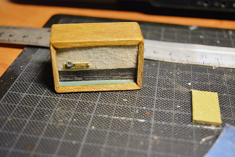 Russische radio Sovjet-radio miniatuur