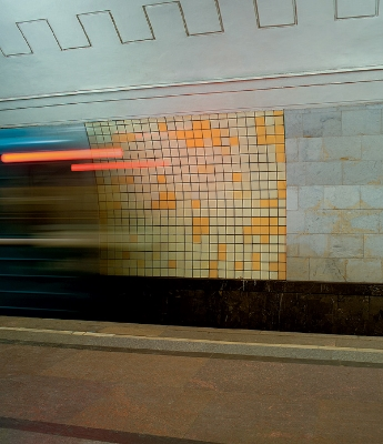 Ochotny Rjad decoraties metro Rusland