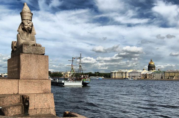 sfinx Kunstacademie Neva Sint-Petersburg