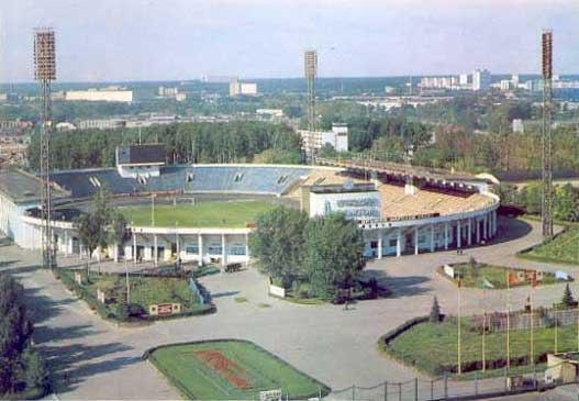Moskou Lokomotiv