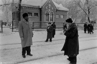 Zanger Moses LaMarr Porgy Bess Leningrad