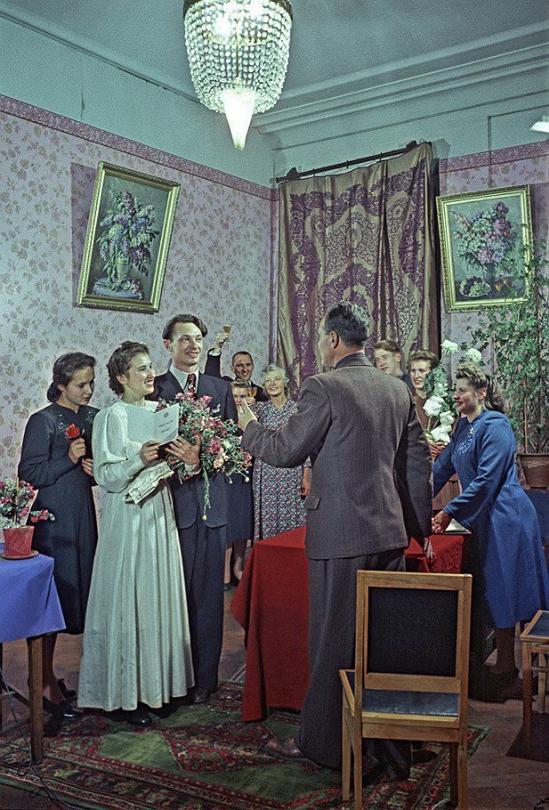 fotograaf Isaak Toenkel huwelijk Sovjetunie fotografie