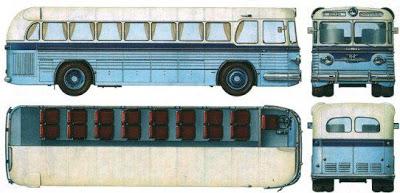 ZIL auto Ligatsjov Sovjetunie