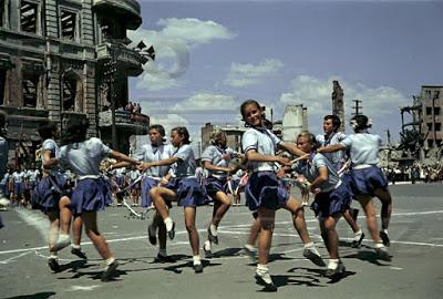Stalingrad, 1945