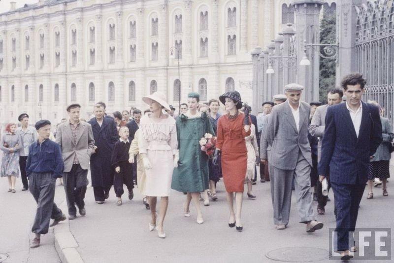 Dior Moskou Franse mode Russische vrouwen