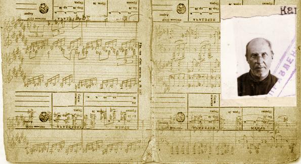 componist Zaderatsky piano Goelag
