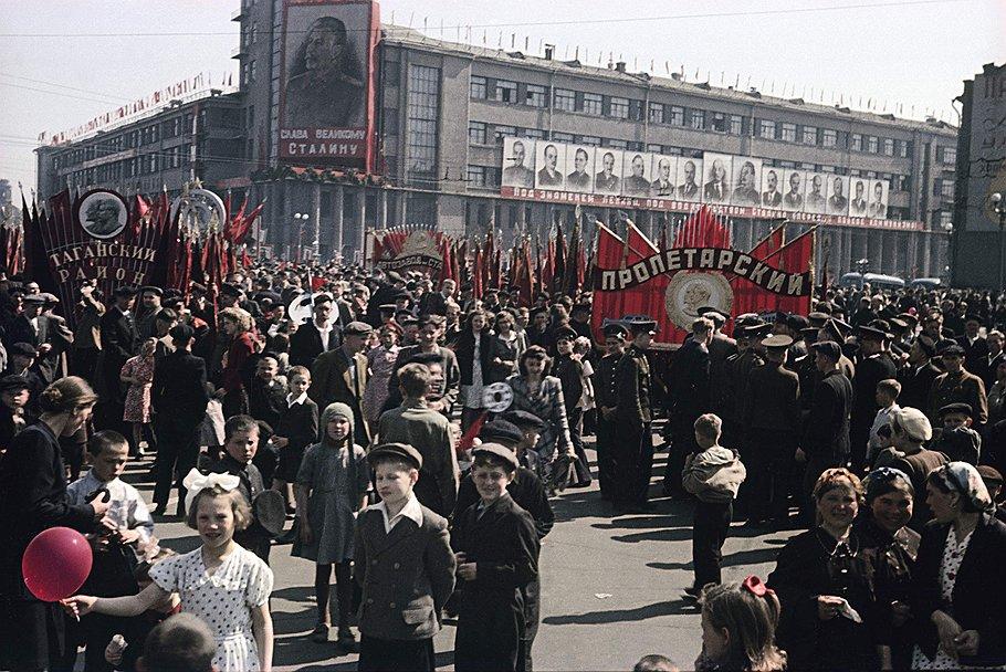 Moskou, 1948.