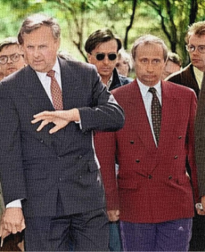 Poetin Sobtsjak Adidas