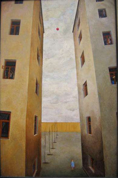 Litsjisjkin schilderkunst Sovjetunie