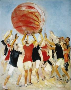 Pavel Koeznetsov - Pushball (1931)