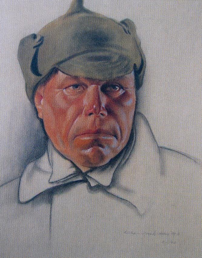 Olaf Jordan - Kuban-Kosak, Stalal VIII, B