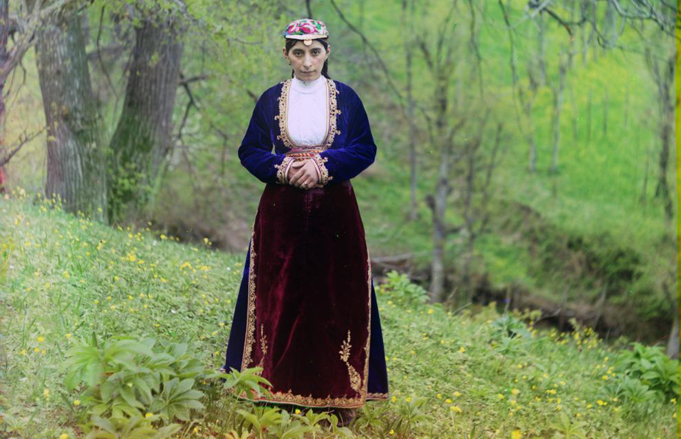Nabij Artvin (in huidig Turkije), 1910
