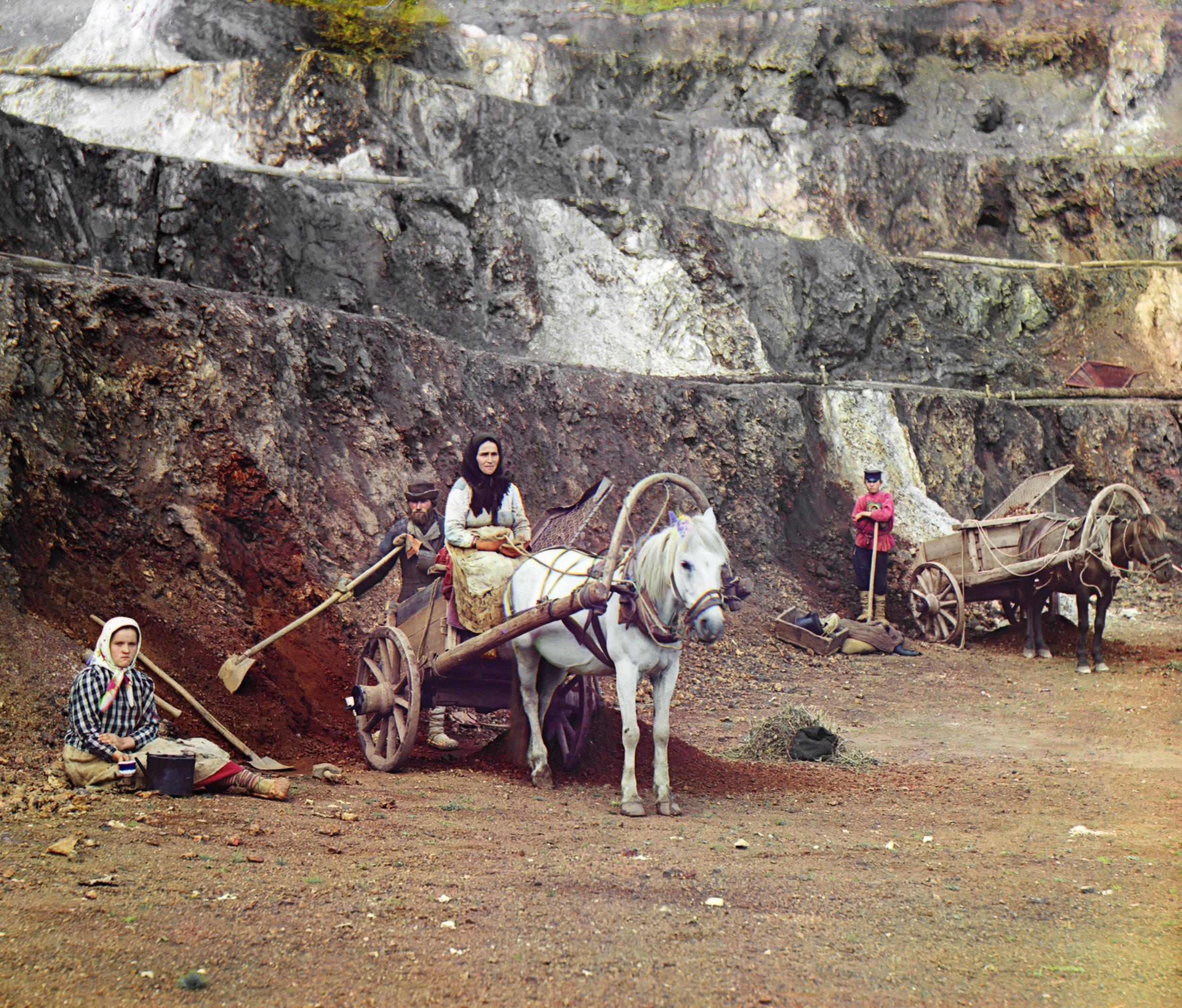 Bakal, 1910