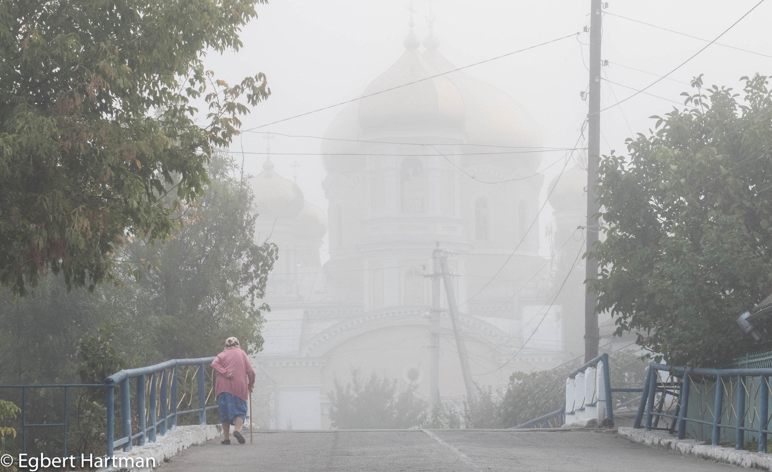 kerk Oud-Gelovigen, Vilkovo Oekraïne