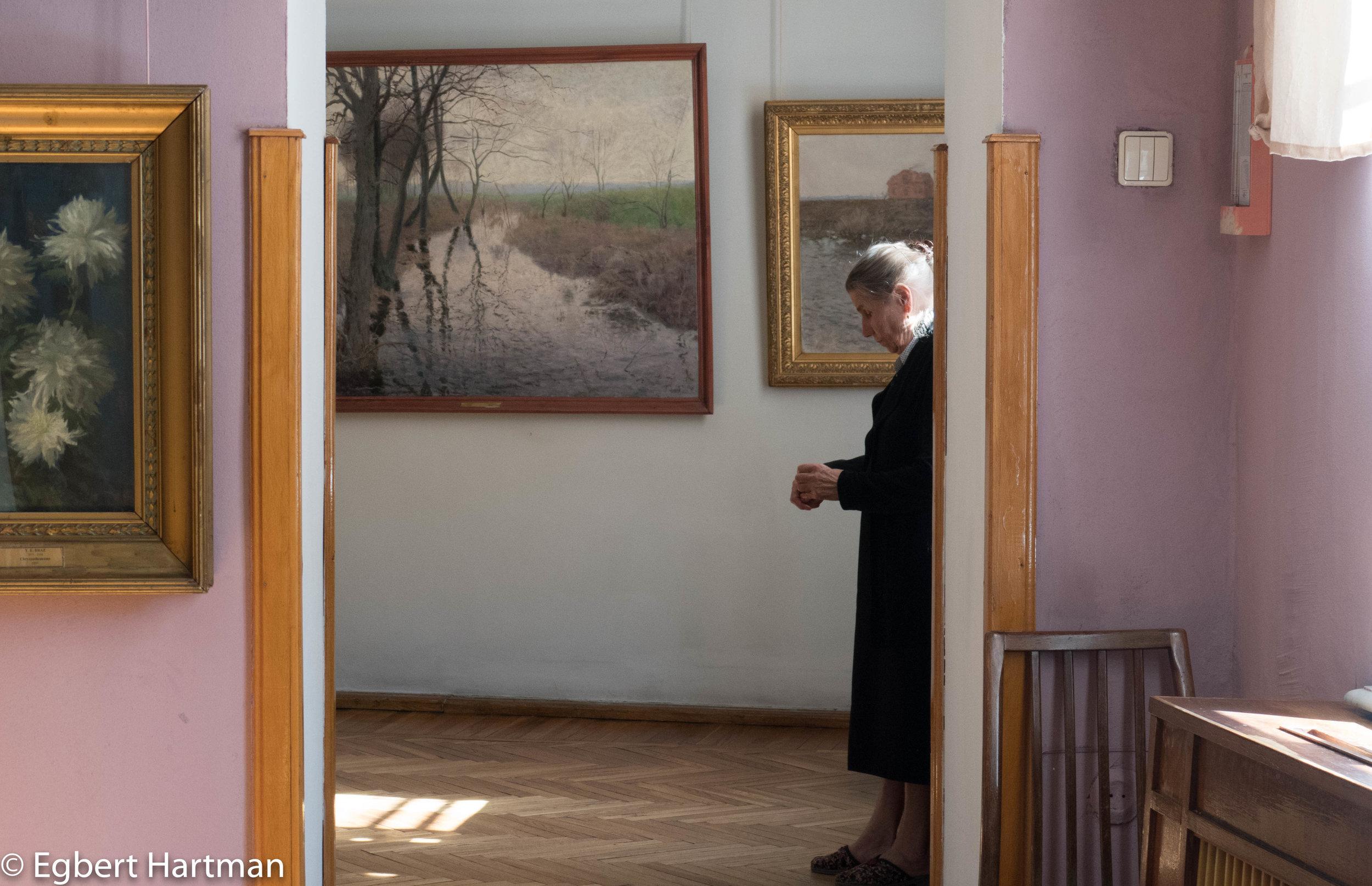 museum Odessa Levitan kaartjes