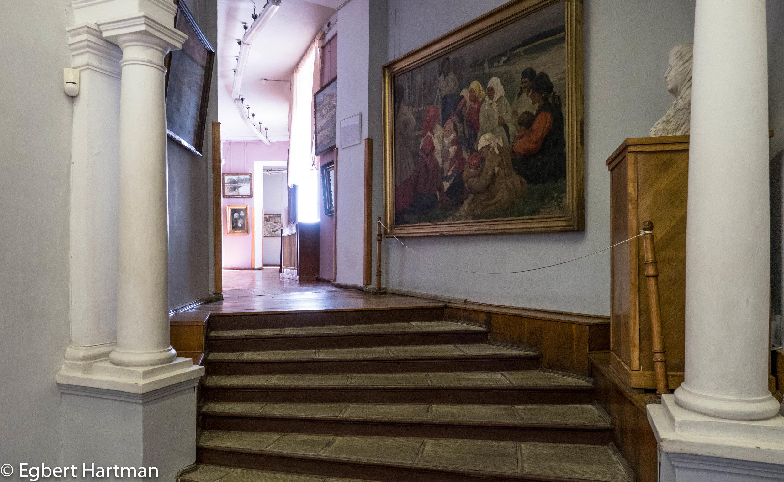 Kunstmuseum Odessa Levitan