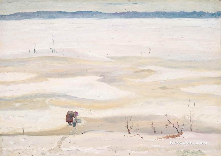 Pjotr Soelimenko - Bij het wak (1973)