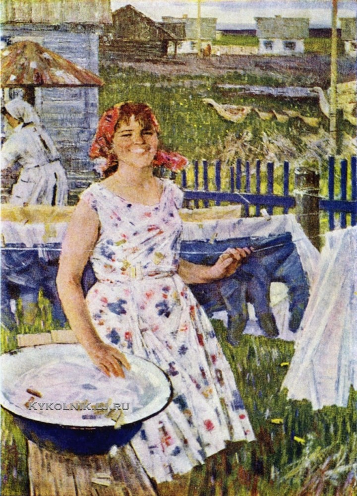 Aleksej Krasnov - De lente is gekomen (1963)