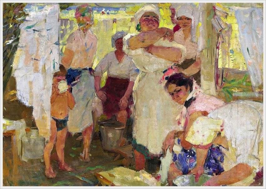 Pjotr Kotov - De was (1934)