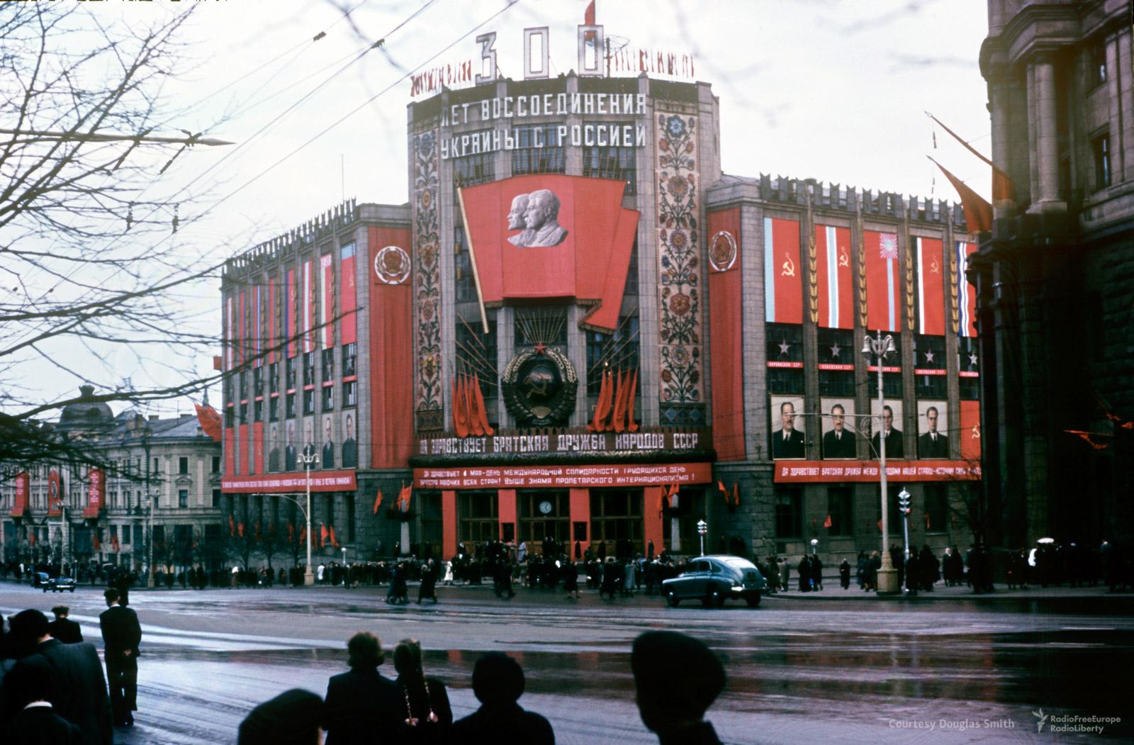 Gorki straat