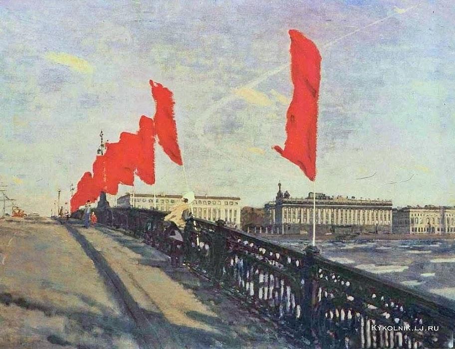 Aleksandr Bacharejev - Voor het feest (1981)