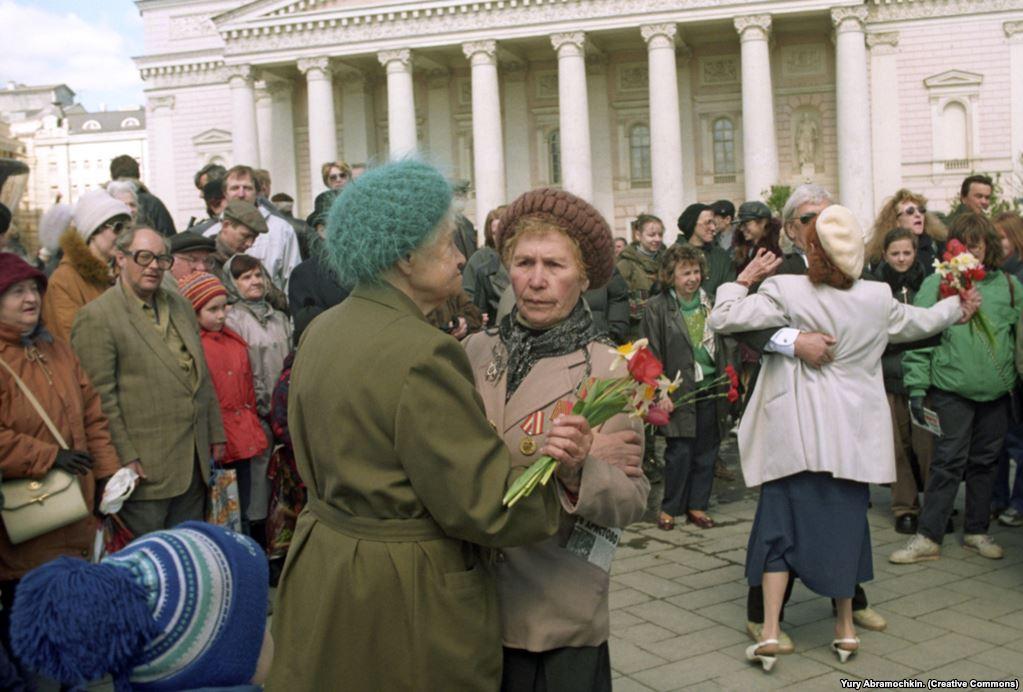 Moskou, 9 mei 1999