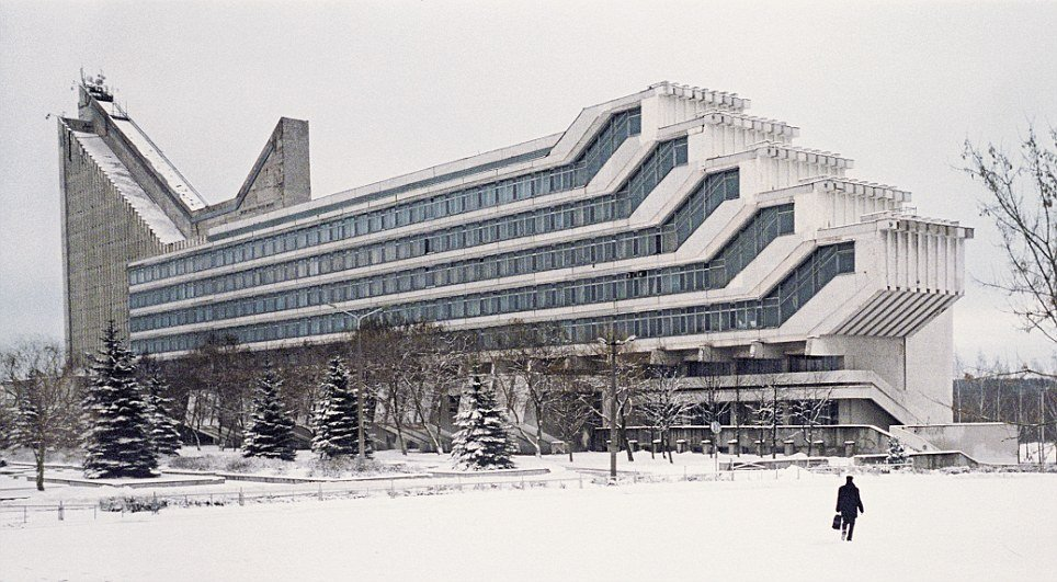 Polytechnic Institute of Minsk, Faculty of Architecture