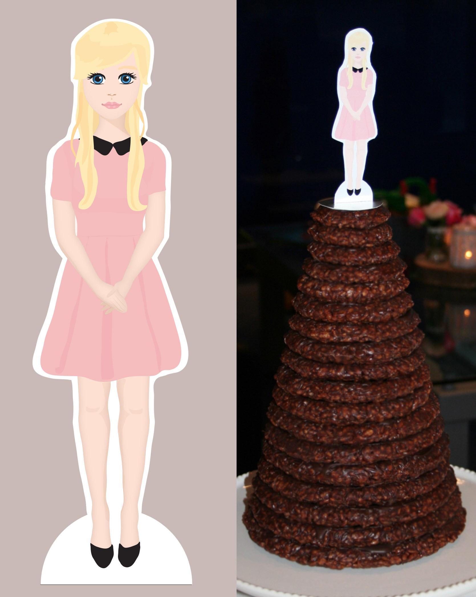 Kökutoppur / cake top - oddny.com
