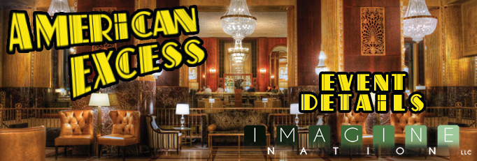 CLICK HERE TO SEE AMERICAN EXCESS EVENTS AND REGISTER TO ATTEND.