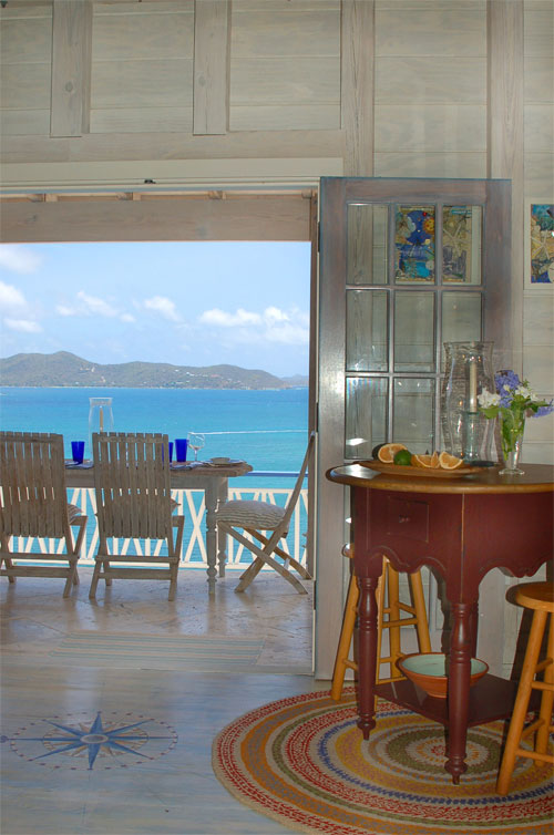 Gorgeous St John Rentals are in high demand, both for short and long term.  This stunning short term rental has sold out for Nov - June for the last 10 years.