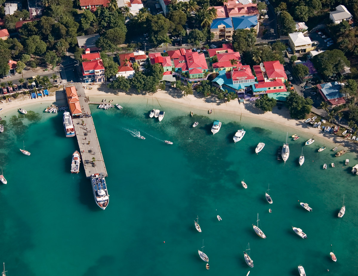 The substantial multi use waterfront commercial complex known as Wharfside Village on St John sold in 2016. This quiet sale will undoubtedly be the most significant Commercial Real Estate transaction on St John for some time.