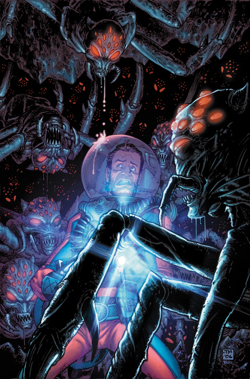 Fear Agent #11 (Image)