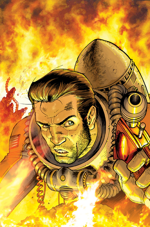 Fear Agent #9 (Image)
