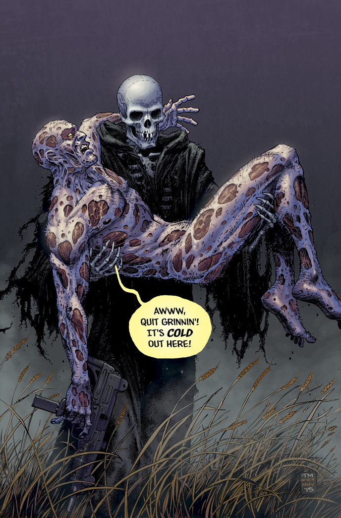 Deadpool #45 variant cover