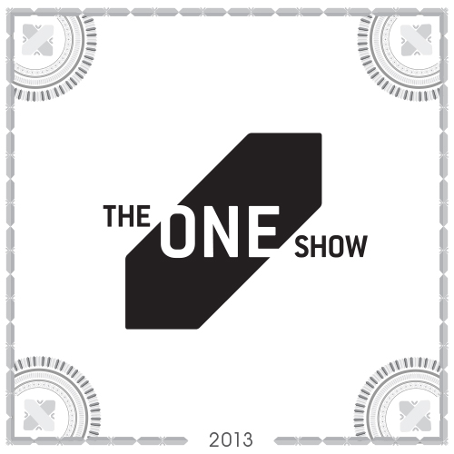 One Show Awards 2013