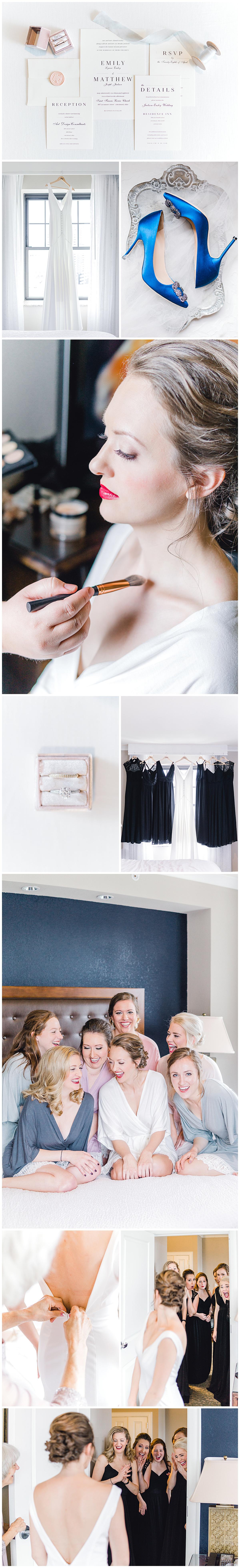 emily and matt's wedding cincinnati ohio chapel lane photography