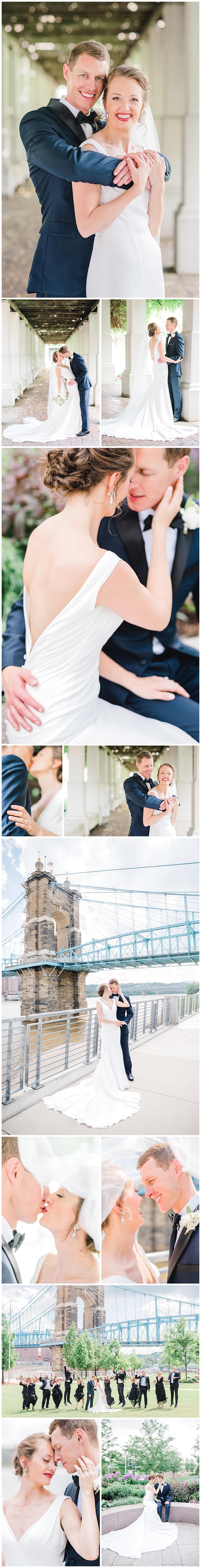 emily and matt's wedding cincinnati ohio chapel lane photography 3