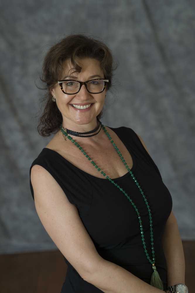 """Name:  Dorota Puchala   Hometown:  New York City   Training:  Began Feldenkrais Method in 2007 and graduated from David Zemach-Bersin's 4 year professional training program in   2017, member of Feldenkrais Guild of North America.   Offerings at MBSY:  Functional Integration lessons (hands-on private sessions)   Why did you become a healer?  My personal experience of chronic pain in my lower back brought me to the Feldenkrais Method. After trying numerous other treatment options, I discovered the Feldenkrais Method and regular practice of yoga at MBSY healing benefits for me. Not only did it relieve my back pain, but the heightened awareness of how my body moves through its environment and improved my life on many levels. So much so that I wanted to share that gift with others and become a certified practitioner.   Your healing philosophy:  Introduce one's body and mind to more improved ways of functioning.   """"We do not work with people's problems, but with their health. Health as capacity to recover from shock; the ability to overcome obstacles; the capacity to live one's dream."""" Moshe Feldenkrais   Life outside the studio:  Mom of the 10-year old Jake, interior designer, and jewelry maker.   Life philosophy/Favorite quotation:  """"The measure (worth) of the man is what he does with what he has.""""  -  Nanook of the North"""