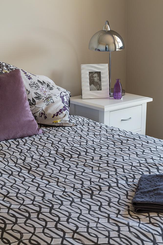 Ohoka bedroom detail