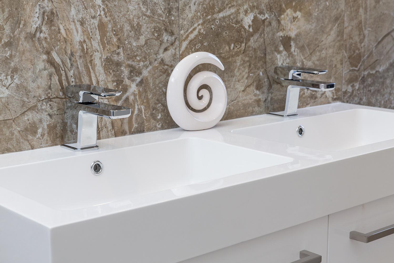 Ohoka bathroom detail