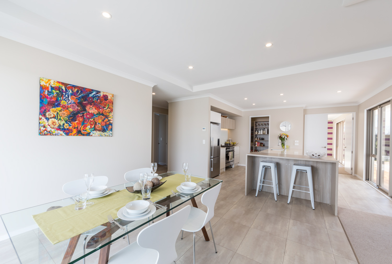 Ohoka dining room