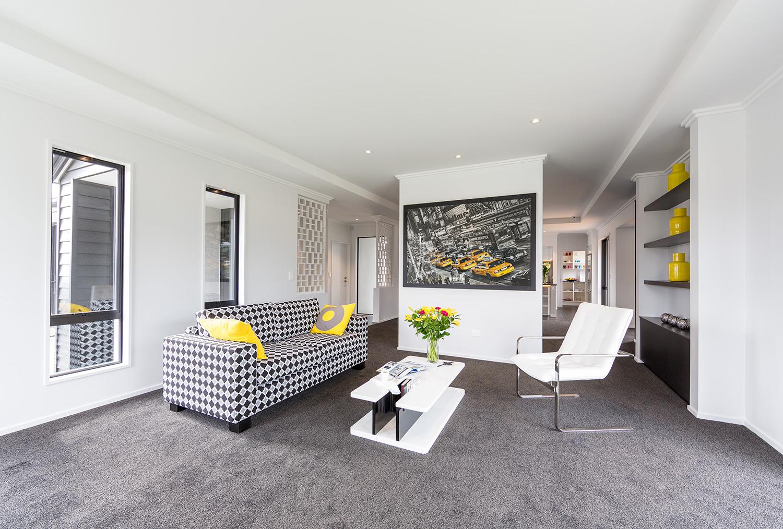 Manhatten living room