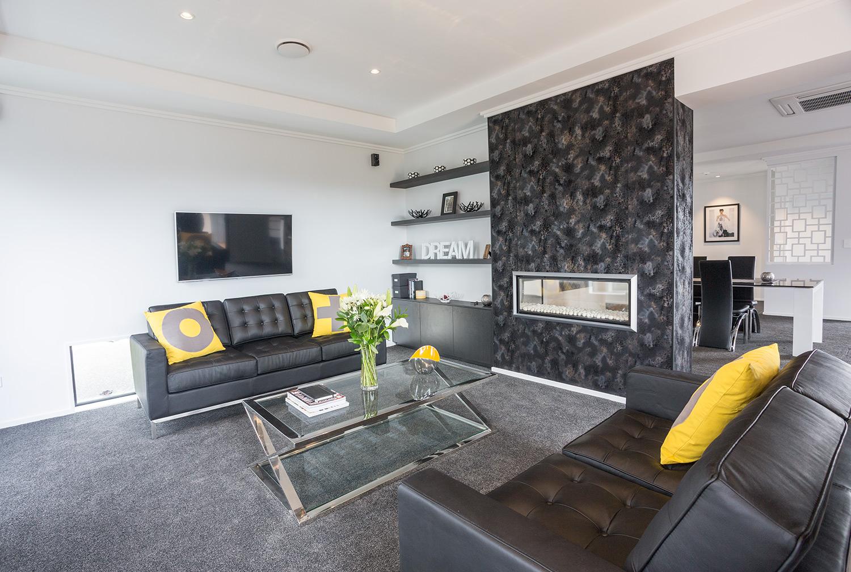 Manhatten lounge room